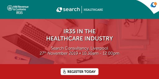 IR35 in the Healthcare Industry | Liverpool