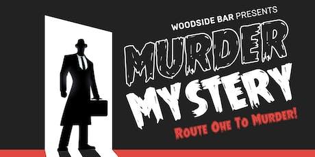 Murder Mystery | Route One To Murder tickets