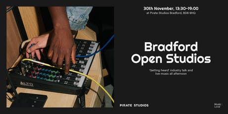 Bradford Open Studios tickets