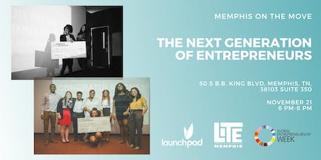 Memphis on the Move: The Next Generation of Entrepreneurs tickets