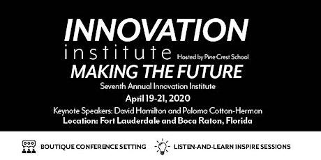 Innovation Institute tickets