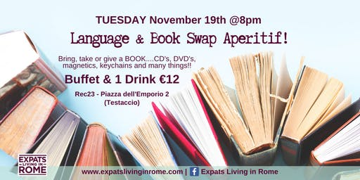 Tuesday Language & Book Exchange (TESTACCIO)