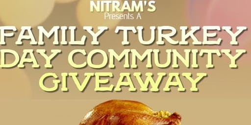 Turkey Day Community Giveaway