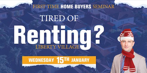 Tired of Renting? | First Time Home Buyers Seminar