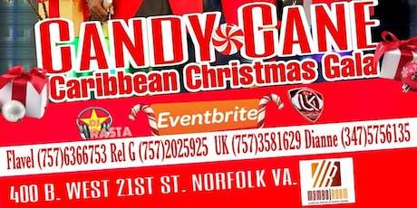 Candy Cane Caribbean Christmas Gala  tickets