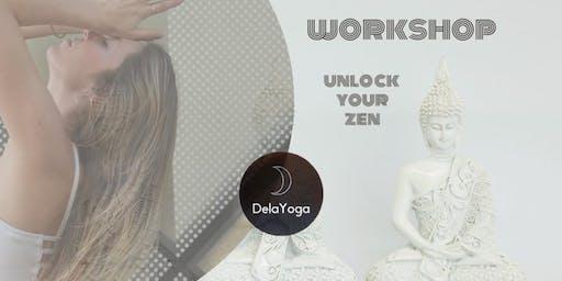 Workshop - Unlock your ZEN