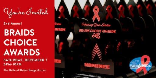 BRAIDS Choice Awards 2019