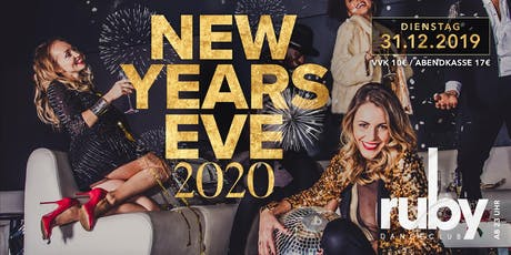 ★★★New Years Eve 2019  - Ruby DanceClub ★★★ billets
