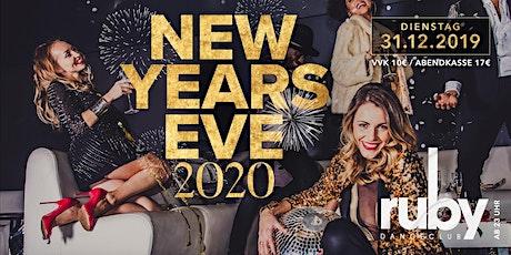 ★★★New Years Eve 2019  - Ruby DanceClub ★★★ billets