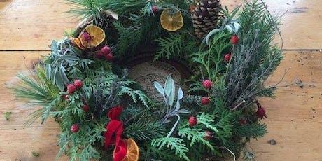 Wreath Building Workshop  tickets