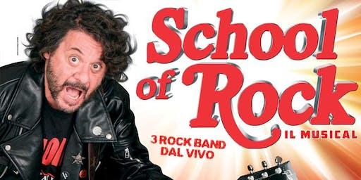School of Rock con Lillo. Ticket gratuiti per le famiglie. Leggi le info