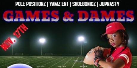 GAMES & DAMES: Football Lounge