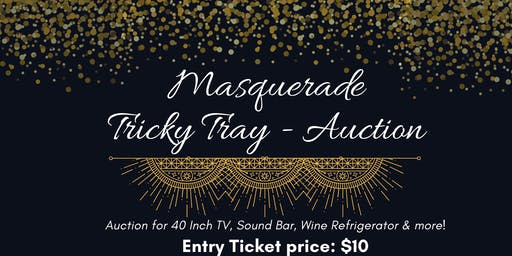 Masquerade Tricky Tray Auction