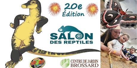 Salon Des Reptiles 2020 tickets