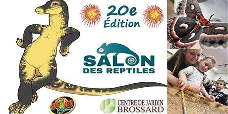 Salon Des Reptiles 2020 tickets