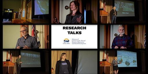 3rd Research Talks Event