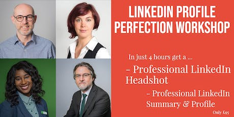 LinkedIn Profile Perfection Workshop - Altrincham tickets
