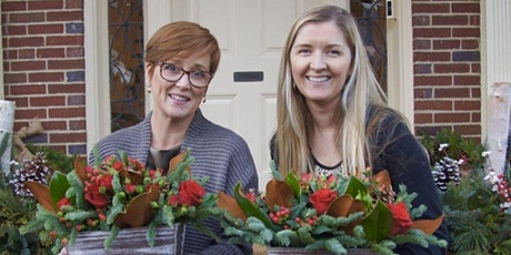 HO-HO Holiday Floral Centerpieces with Alice's Table tickets