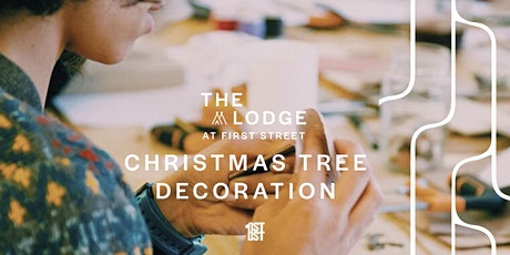 Christmas Tree Decoration Workshop with On The Brink tickets