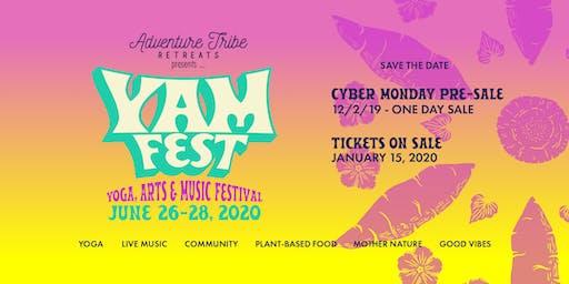 Yoga Arts and Music Festival: YAM Fest