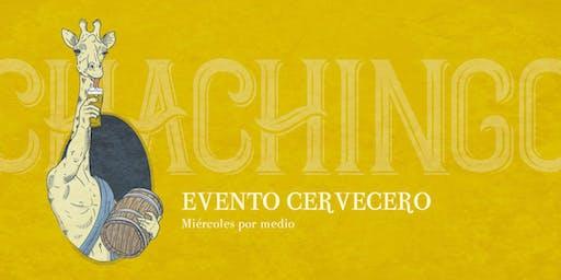 Evento Cervecero en Chachingo Arístides