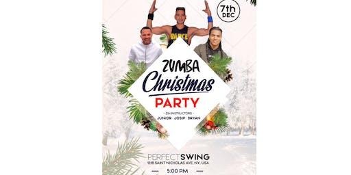 Zumba Christmas Party