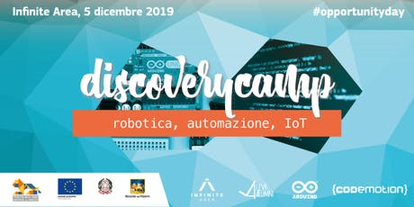 Discovery Camp - scopriamo il talento digitale #opportunityday biglietti