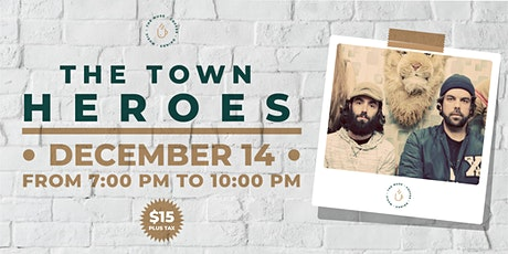 The Muse present The Town Heroes tickets