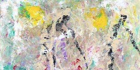 """Fresh Haiku"" abstract art exhibit  tickets"