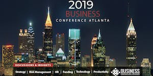 Business Conference Atlanta 2019