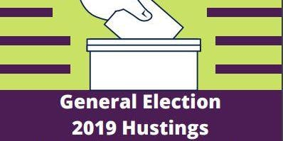 Cranhill Community Meal & Election Hustings 2019