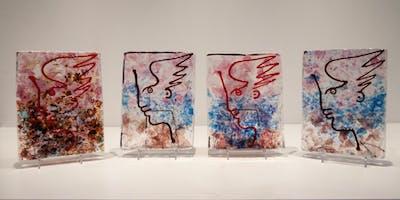 Murano Glass Collection - 'Il Guerriero del Vetro' | ERMANNO NASON GALLERY