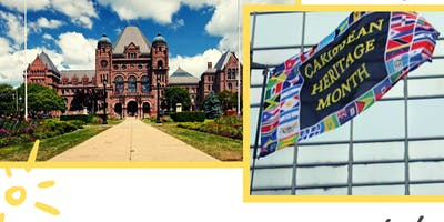 Peaceful Demo & Protest (2 days): Support Bill 134/Caribbean Heritage Month
