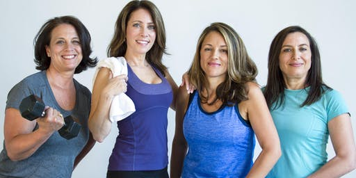 Athleta Hosts Fairfield Fitness For Women! Try A Class! Get Special Offers!
