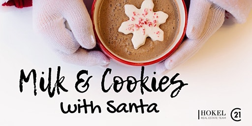 Annual Client Party - Milk & Cookies with Santa