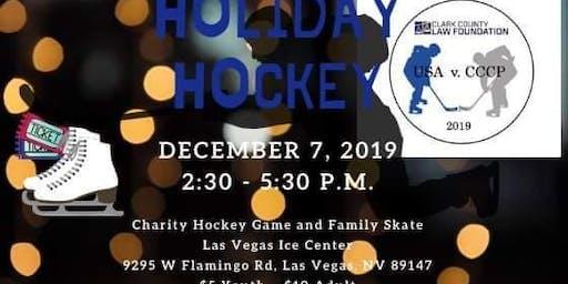 CCLF Holiday Hockey