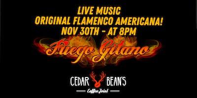 Live Music - Fuego Gitano