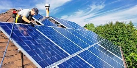 MassCEC Solar Permitting and Inspection Training - Burlington, MA  (Winter 2019) tickets