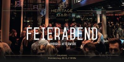 FEIERABEND im Dezember - Hamburgs Afterwork