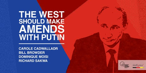 The West Should Make Amends With Putin