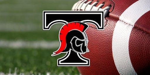 Trinity vs Arlington Lamar Football Playoff Game