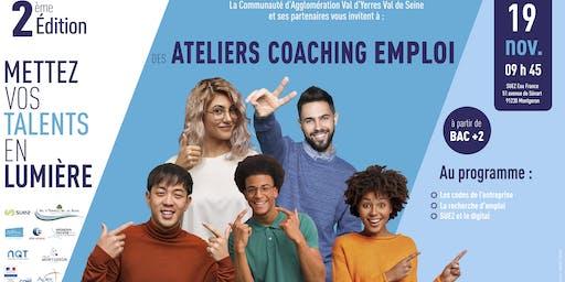 Ateliers coaching emploi chez Suez