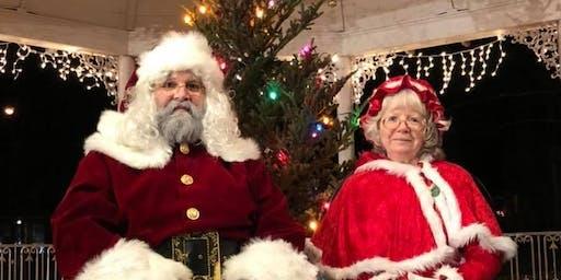 Santa on the Common