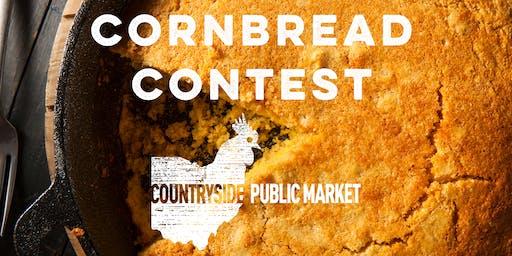 Cornbread Contest at Countryside Public Market!