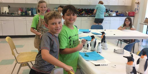 Holiday Art Camp! Ages 4-6