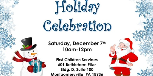 Special Needs Friendly Holiday Celebration in Montgomeryville
