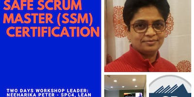 North Texas Academy - SAFe Scrum Master 4.6 with Scaled Scrum Master (SSM) Certification (Dallas, TX)