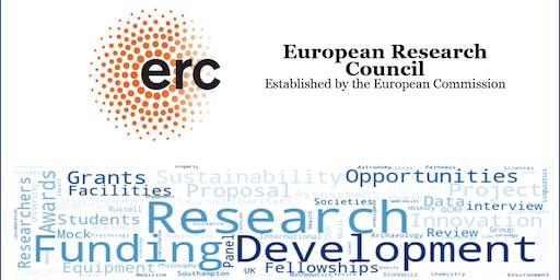 Meet the Fellow - ERC Consolidator Grant