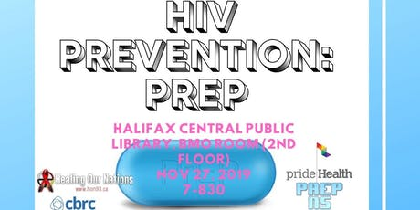 A new approach to HIV prevention: PrEP tickets