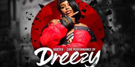 Dreezy Hosts + Performs 6th Annual All Black Attire Party tickets